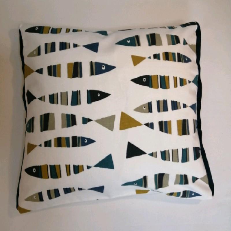 Cushion - Prestigious sardines