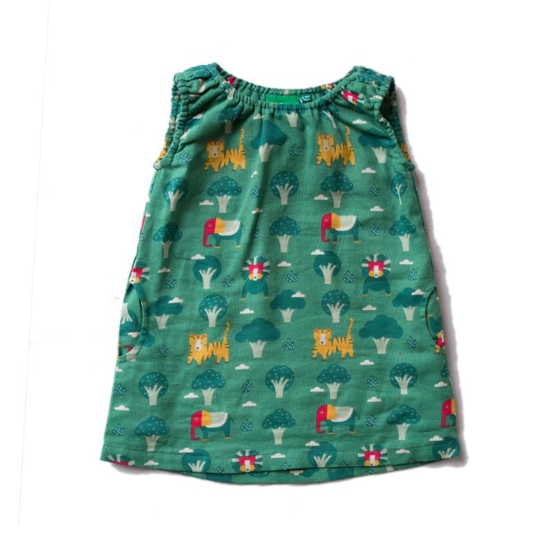 LGR- jungle adventures twirl dress
