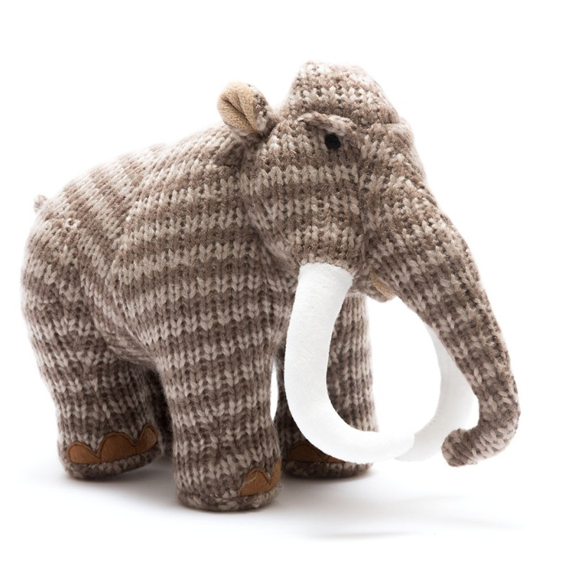 Best Years-Knitted Woolly Mammoth