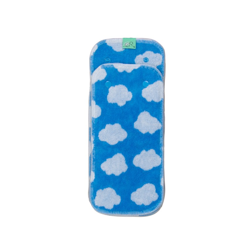 Tot Bots-PEENUT DAY TO NIGHT PAD- DAYDREAM-one size