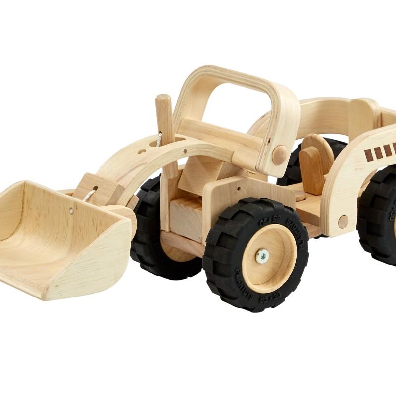 Plan Toys - Limited edition - Bulldozer