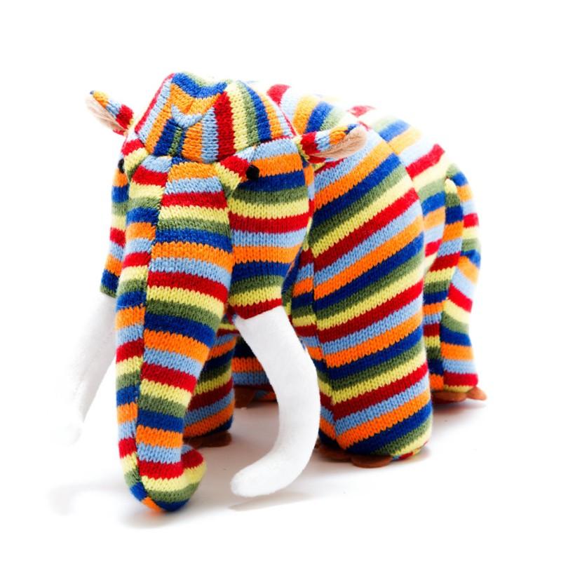 Best years-Knitted Stripe Mammoth medium