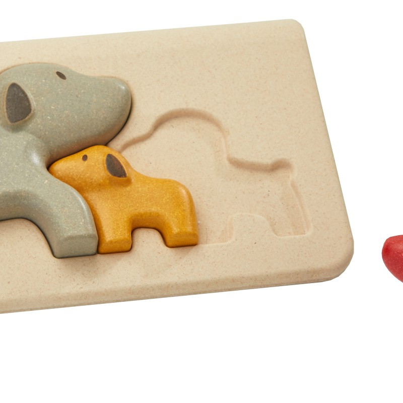 Plan Toys - Dog puzzle