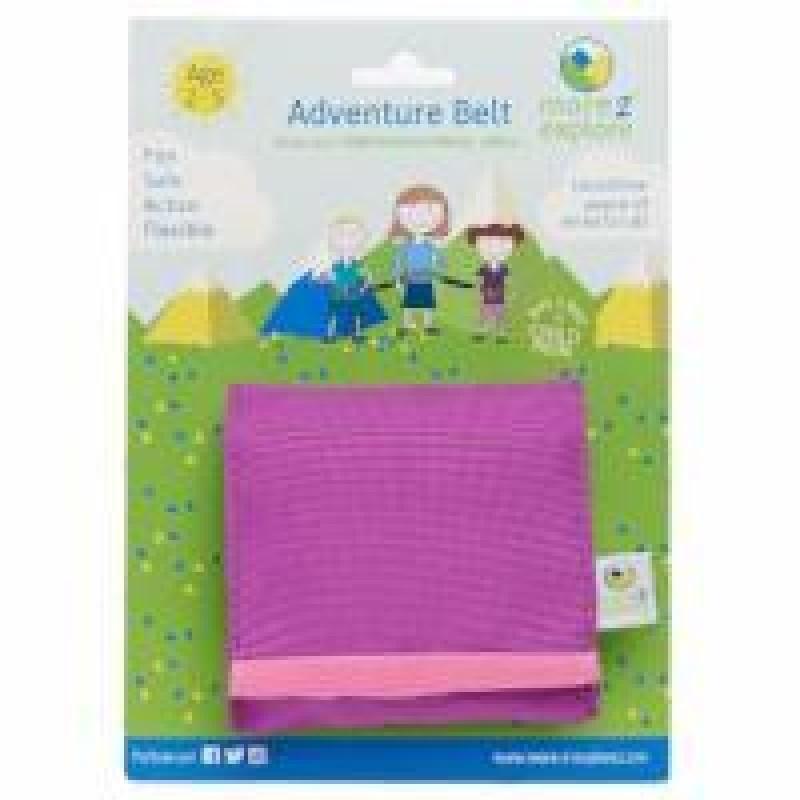 Adventure belt - Purple