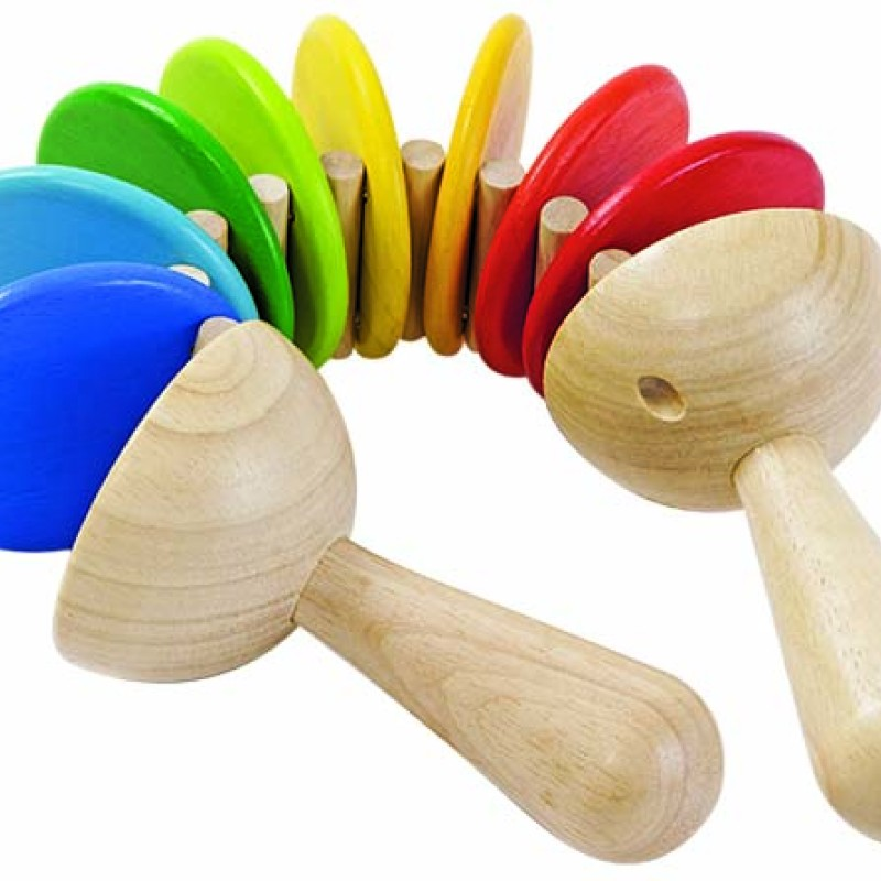 Plan Toys - Clatter