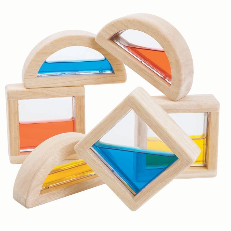 Plan Toys - Water Blocks
