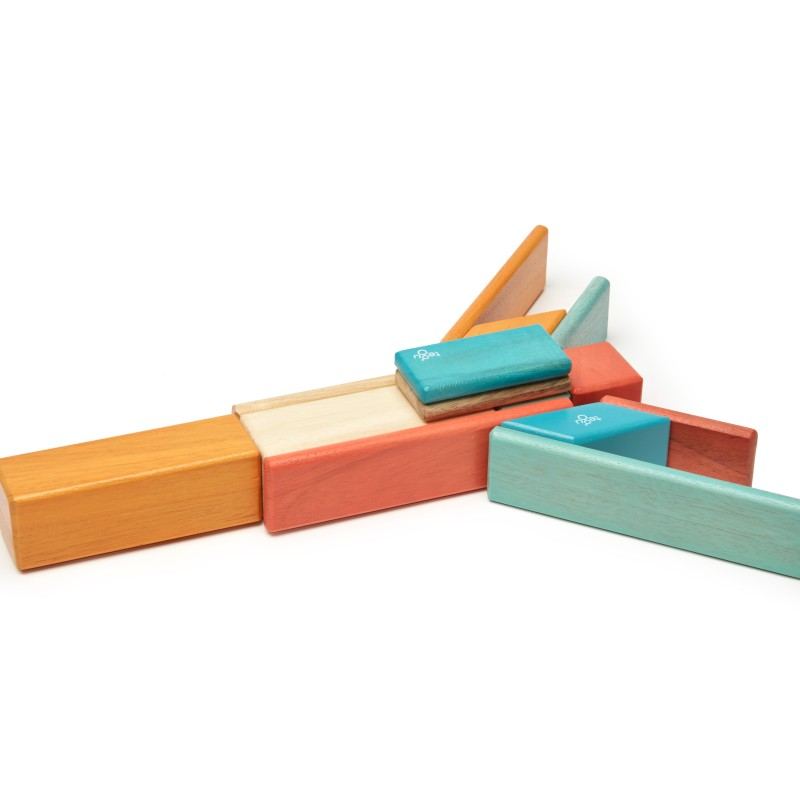 Tegu - 14-Piece Set - Sunset
