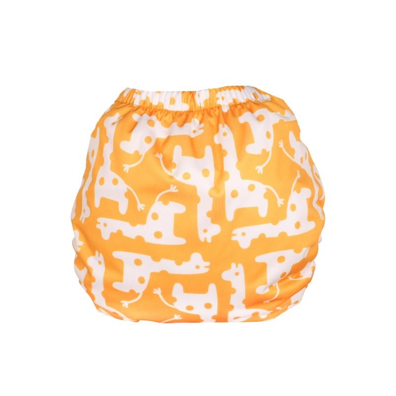 TotsBots - PeeNut Wrap Giggleraff