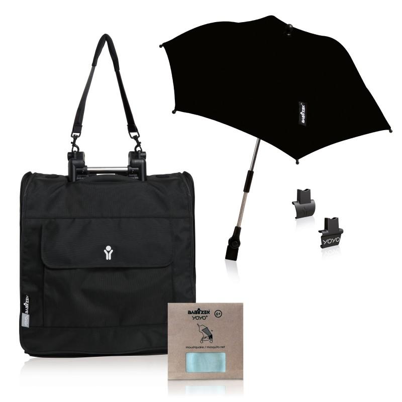 Babyzen yoyo travel accessories bundle 6+