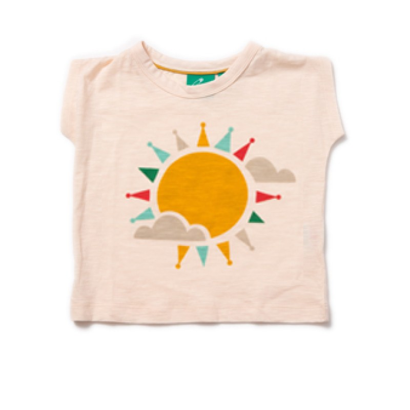 LGR into the sun jersey tee 9-12m