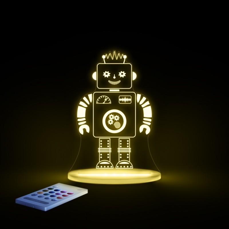 Aloka sleepy lights - Robot