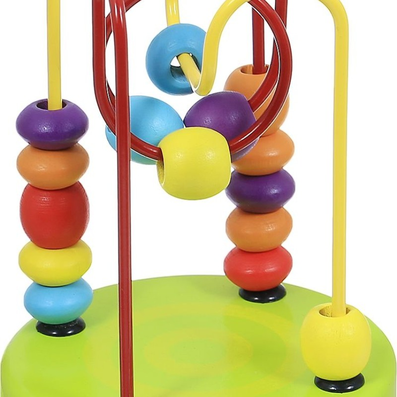 classic world - mini bead coaster