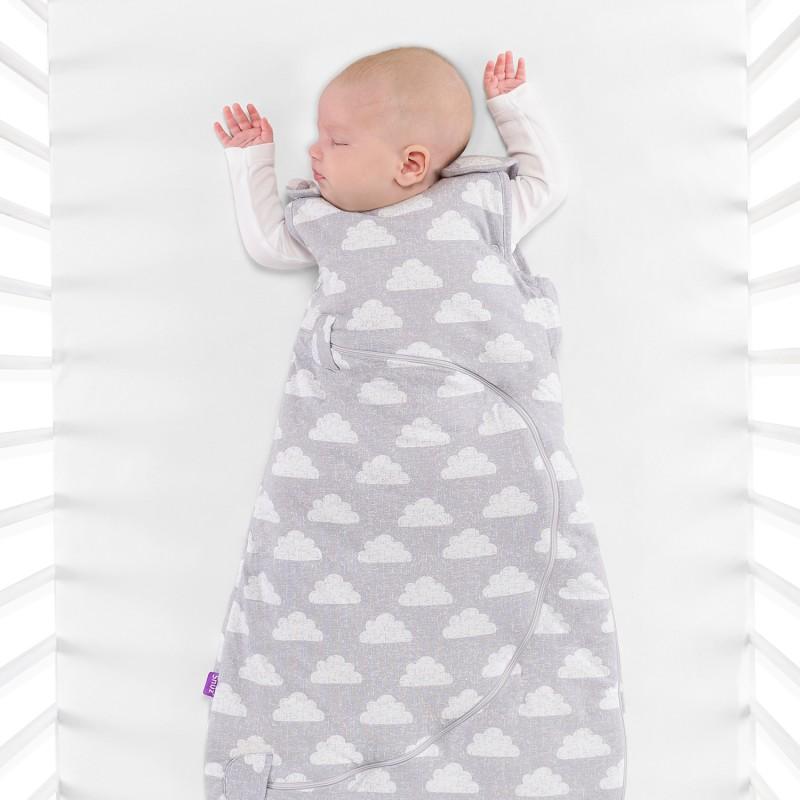 SnuzPouch Sleeping Bag - Cloud Nine