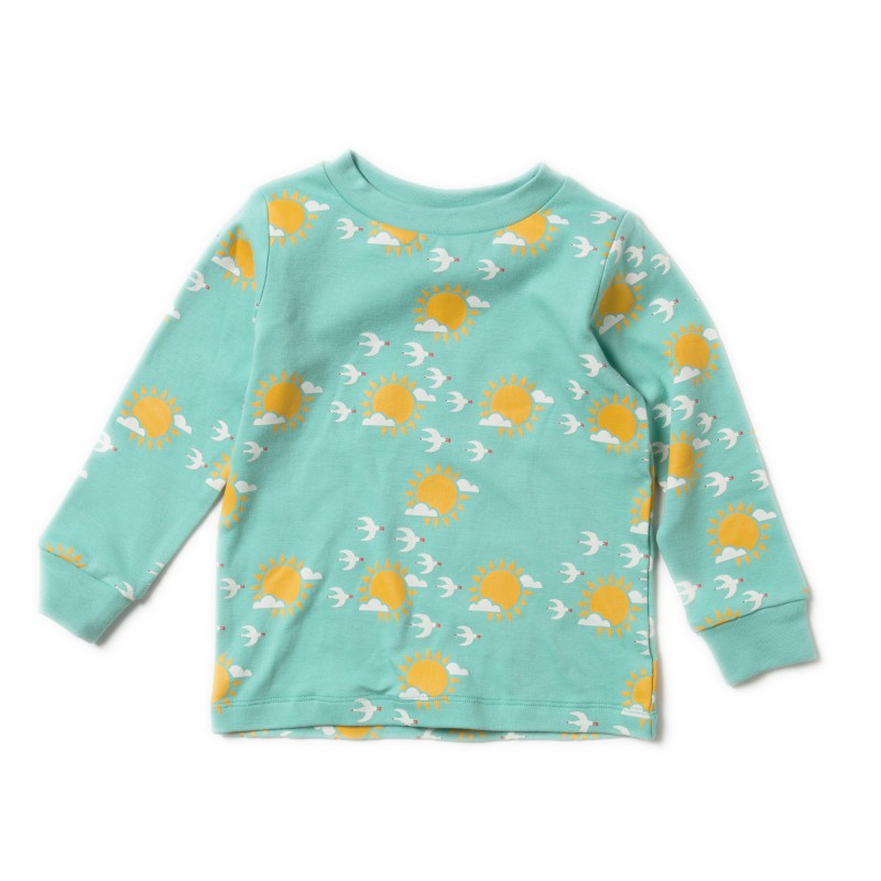 LGR long sleeve follo the sun top 4-5 years