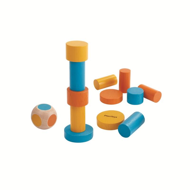Plan Toys - Stacking Game