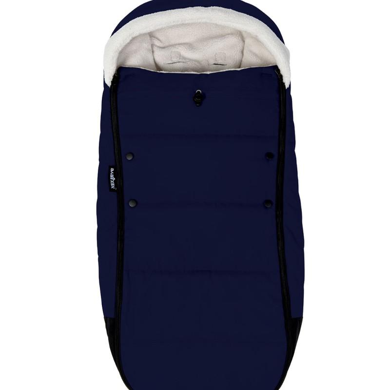 babyzen footmuff - Air France blue