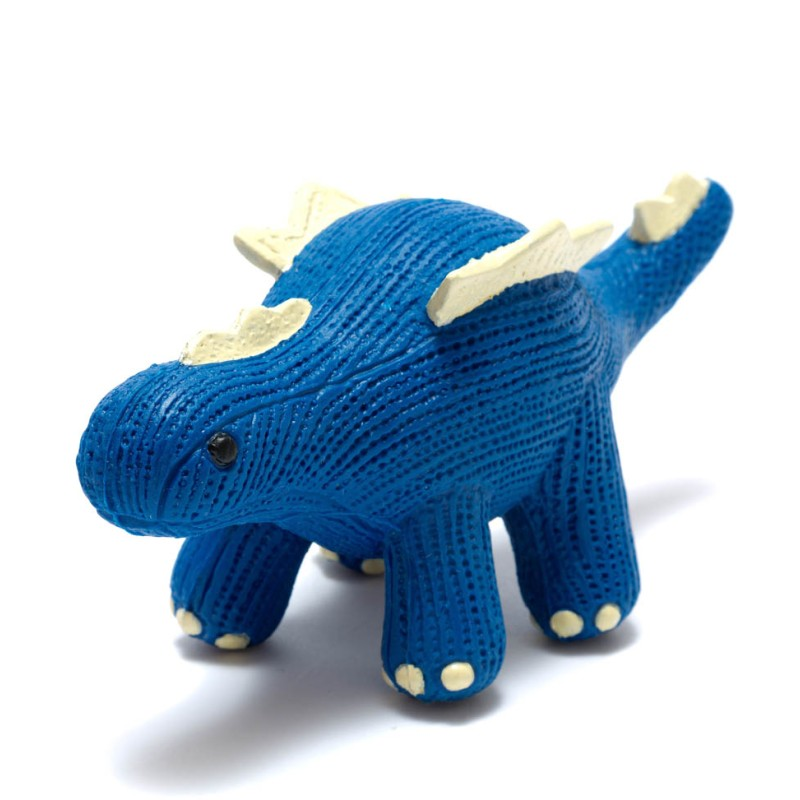 Best Years-my first stegosaurus-natural rubber dinosaurs