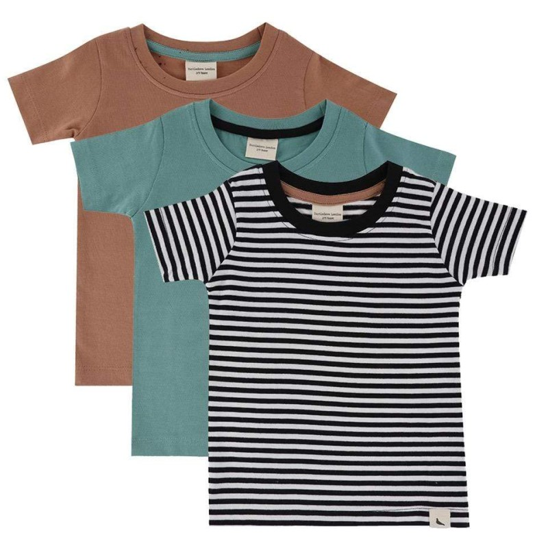 Turtledove London - 3 Pack T-shirts