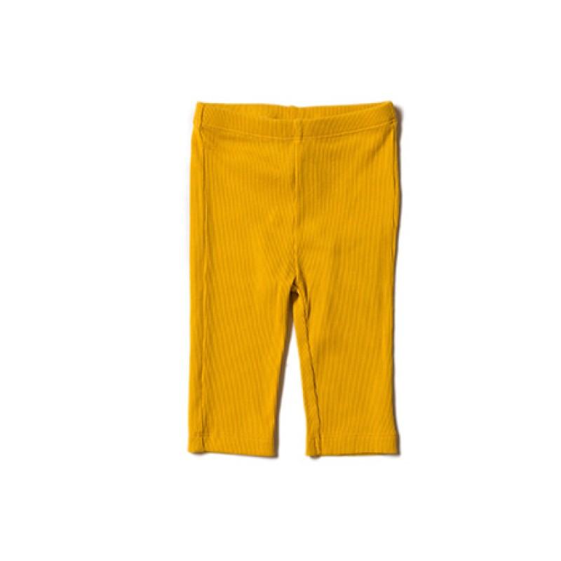 LGR- Gold Rib Leggings