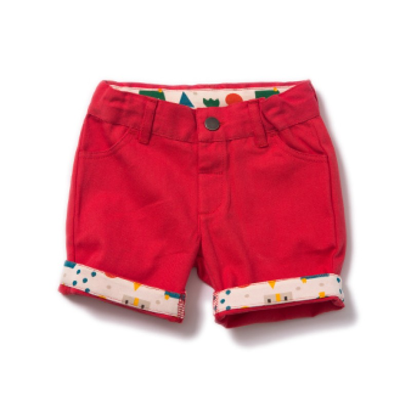 LGR Red shorts