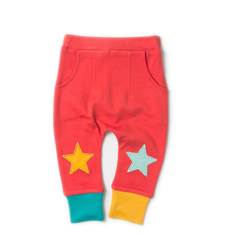 LGR red star jogger 18-24 months