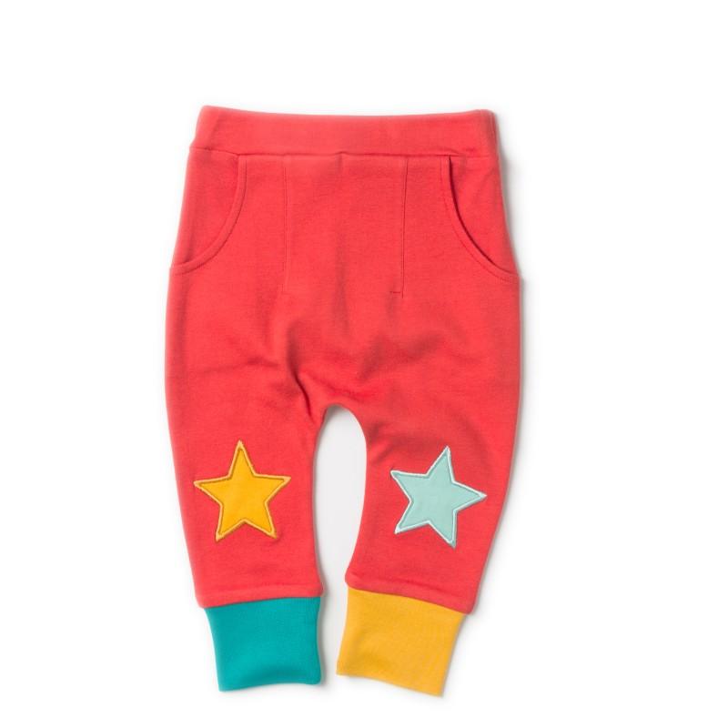 LGR red star jogger