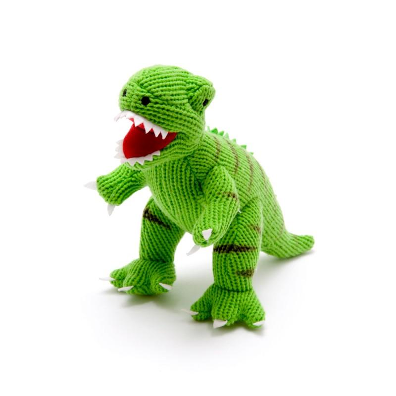 Best years-knitted original T Rex