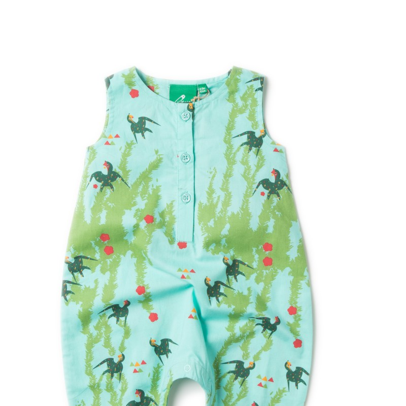 LGR- under the willows playsuit