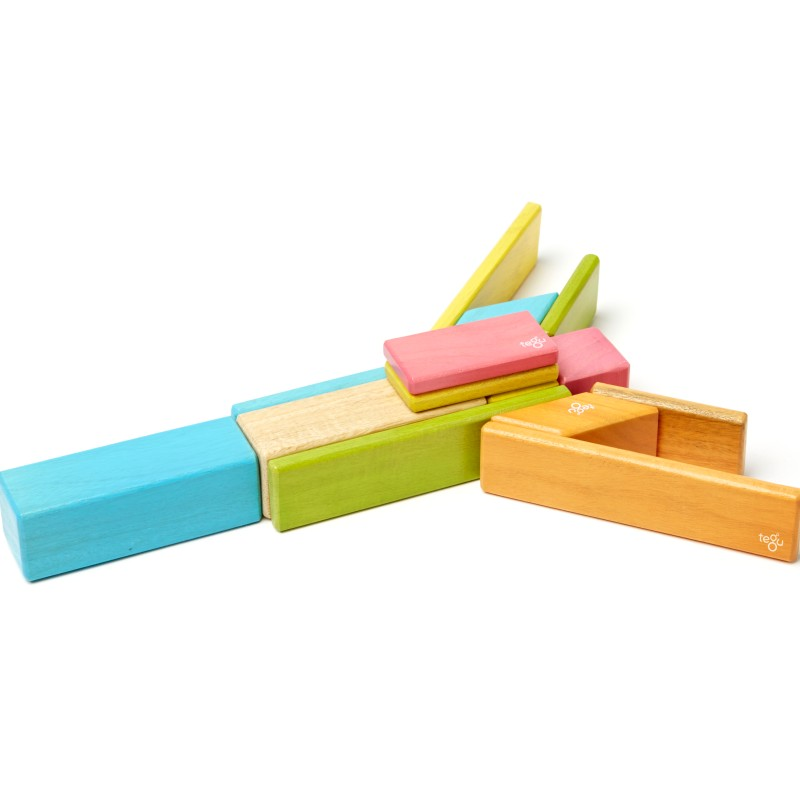 Tegu - 14-Piece Set - Tints