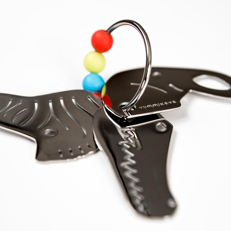 Yummikeys - Stainless Steel Teething Keys