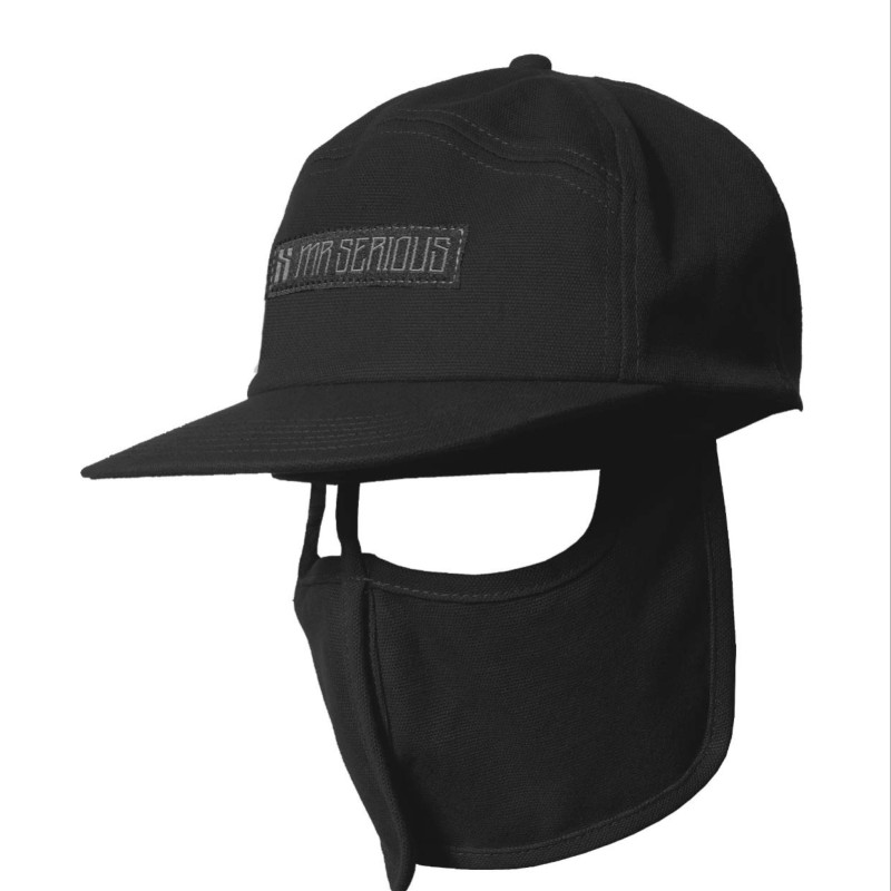 Mr serious unknown cap black