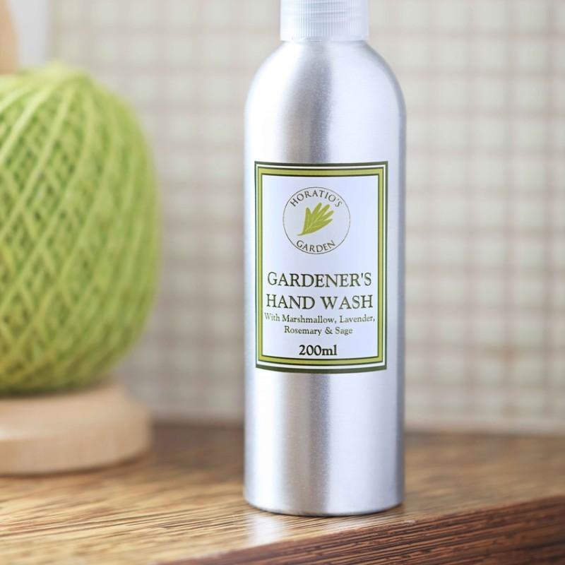 gardener's hand wash