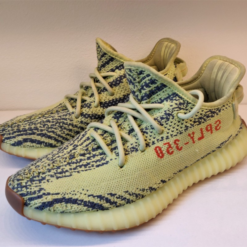 adidas Yeezy Boost 350 V2 Ice Yellow Le Site de la Sneaker