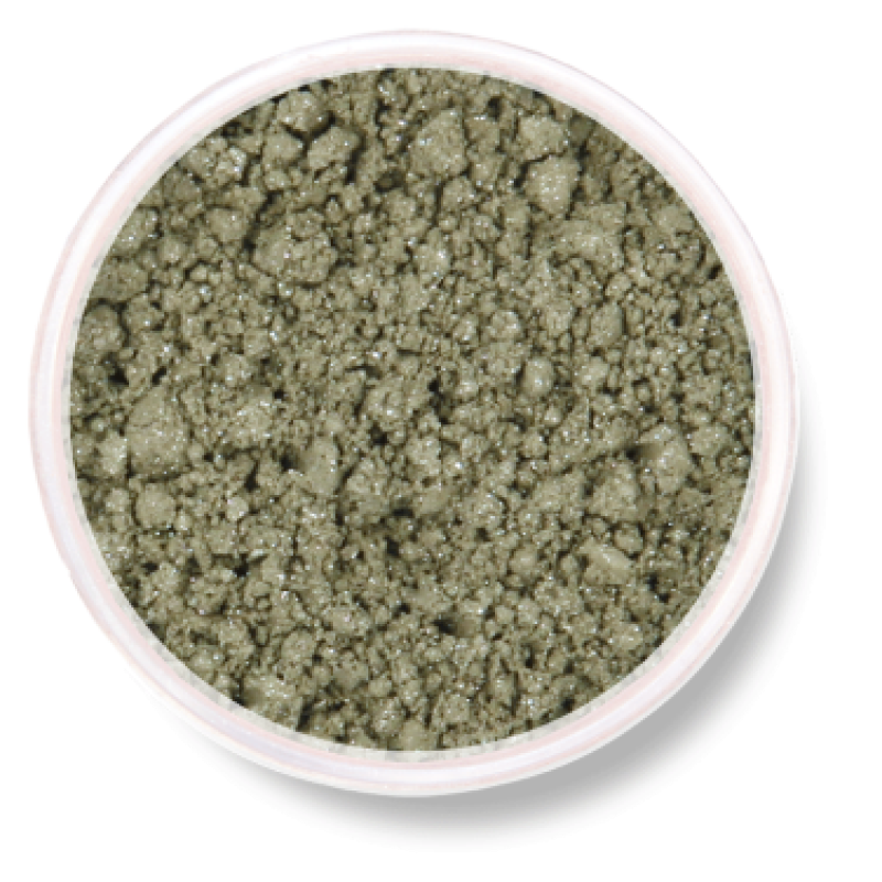 YAG Eyeshadow Silk green