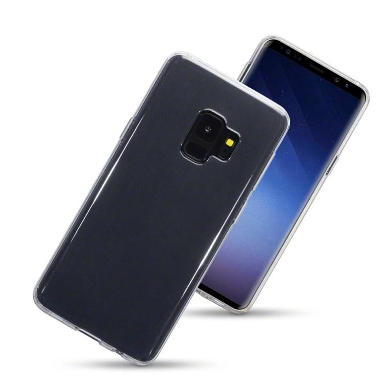 Samsung S9 TPU Gel Case - Clear
