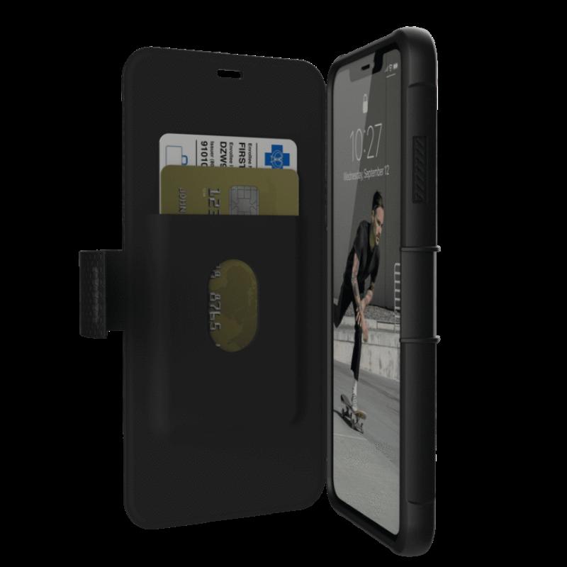 Urban Armor Gear Apple iPhone XS Max Metropolis Case - Black