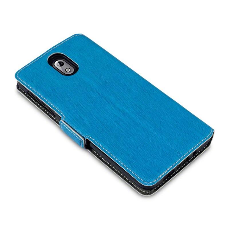 Nokia 3.1 Low Profile PU Leather Wallet Case