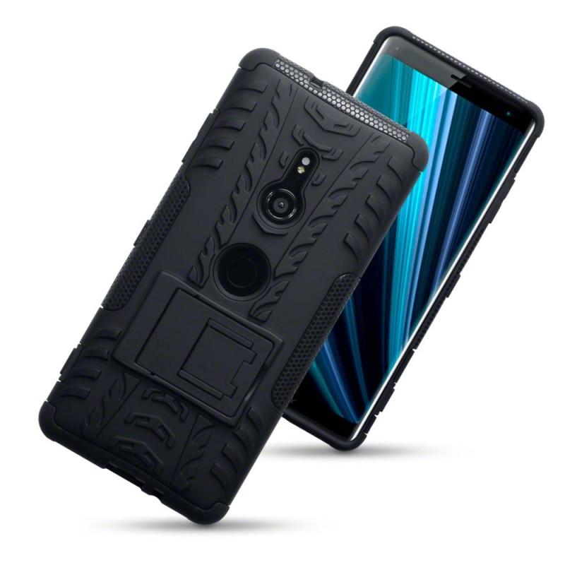 Sony XZ3 Rugged Case - Black