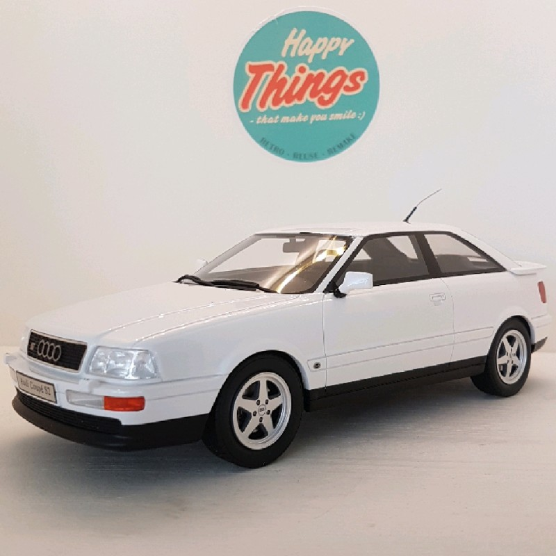 1:18 Audi S2, Pearl white, Ottomobile, limited, 1:18