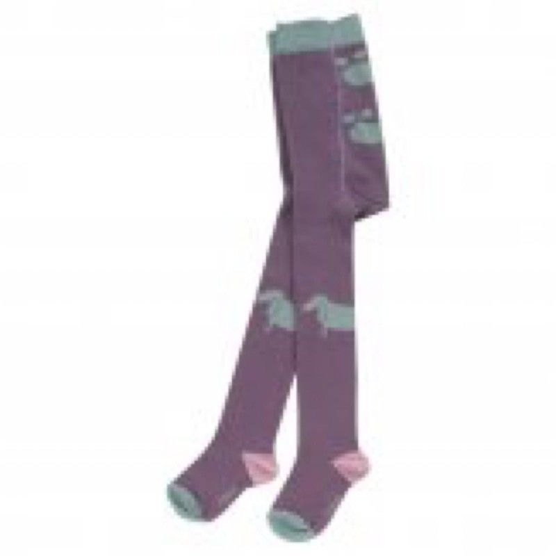 Pigeon- Dog Tights- plum
