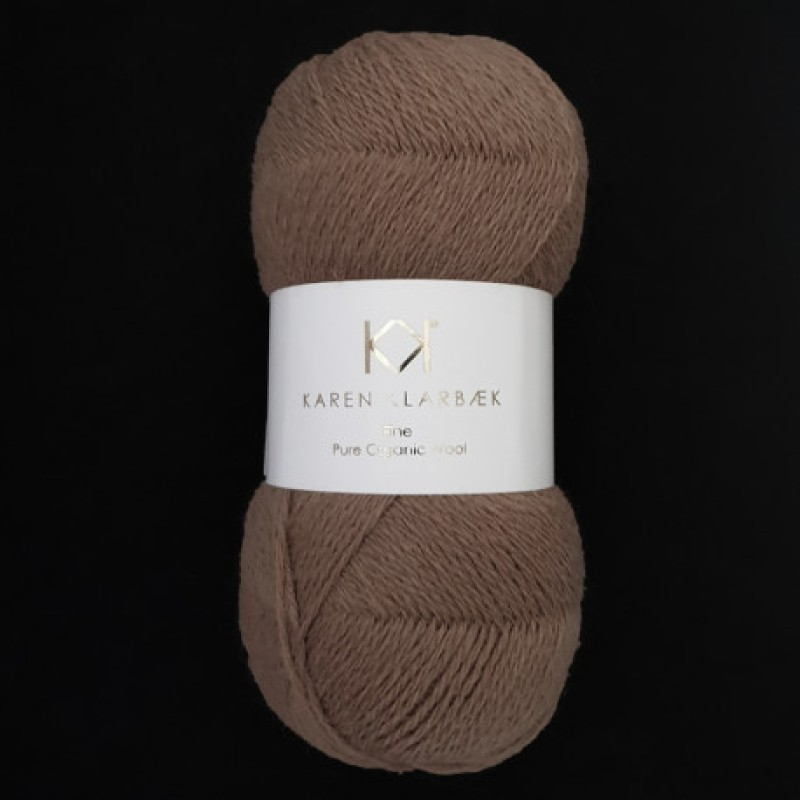 2509 Bronze - Fine Pure Wool