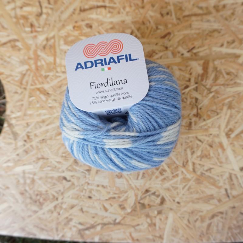 Lys blå - Fiordilana
