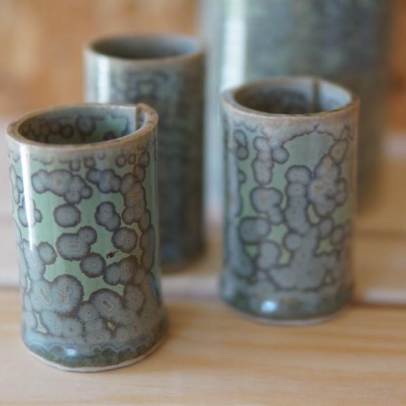 Små keramik vaser