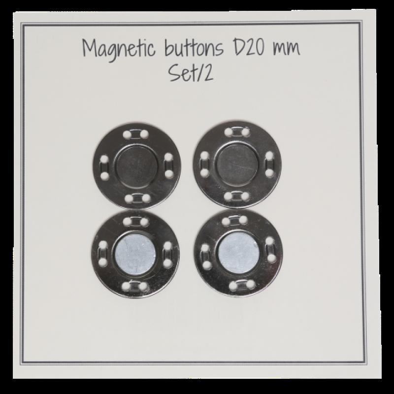 Magnet knapper