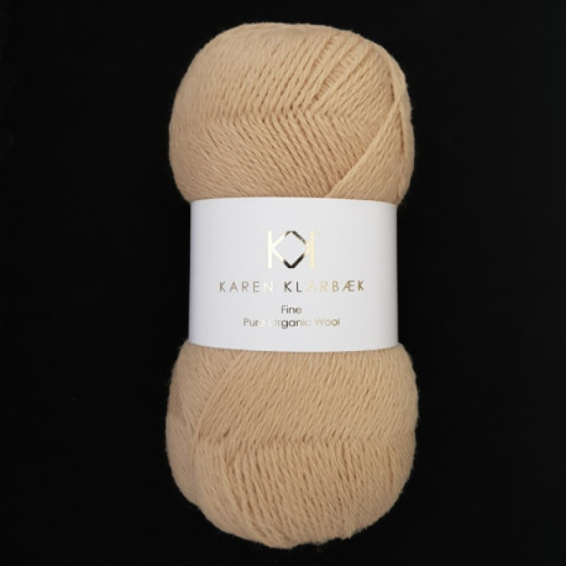 2510 Golden - Fine Pure Wool