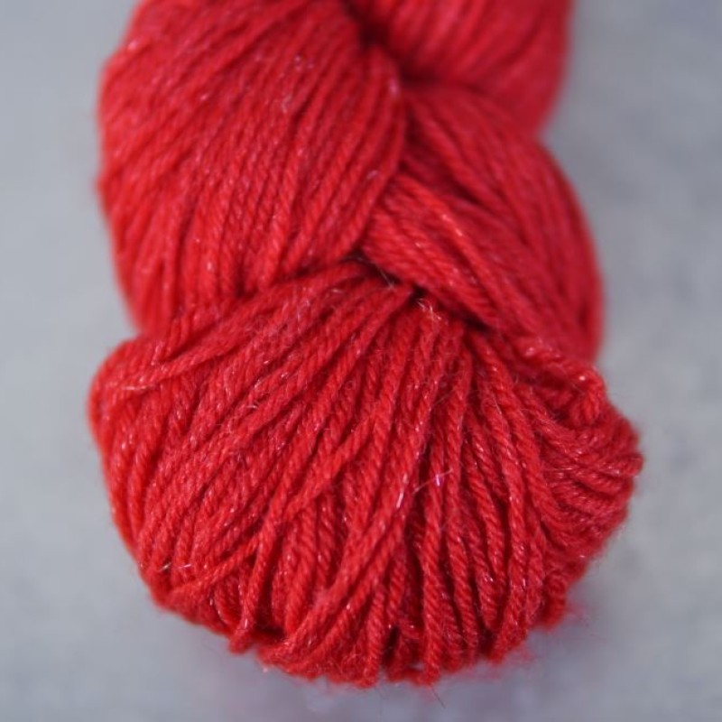 70% SW Merino, 20% silke, 10%