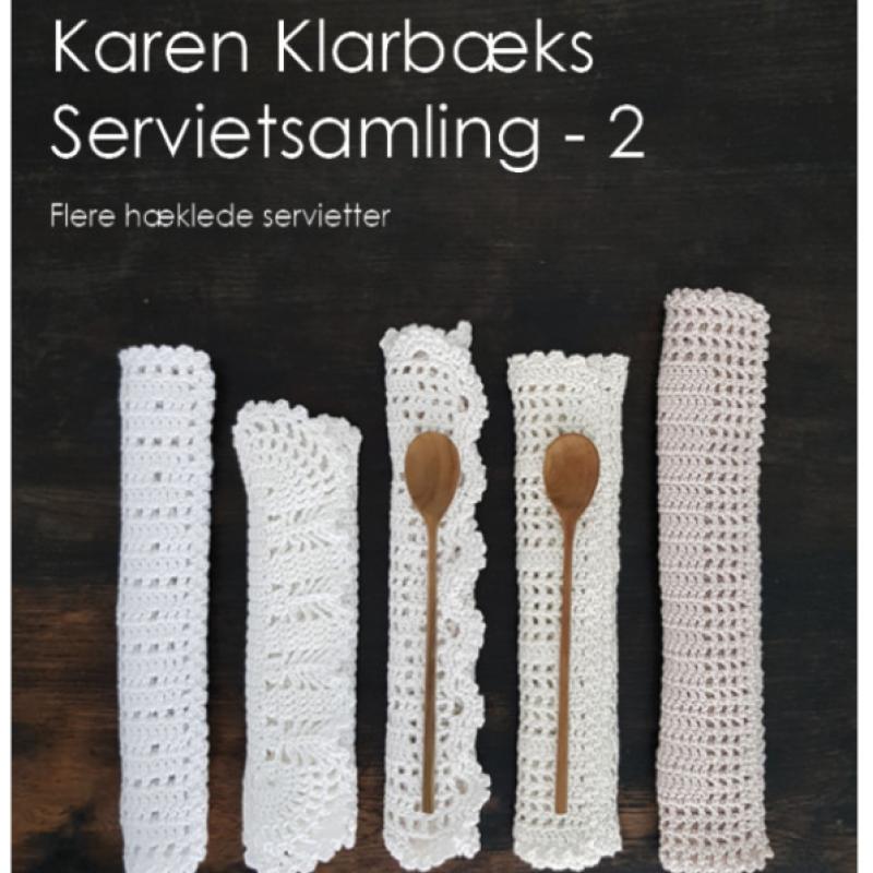 Karen Klarbæks servietsamling 2