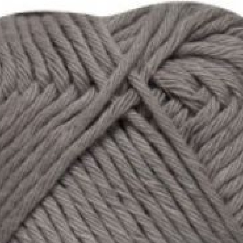 1015 Frost Grey - 8/8 Bomuld