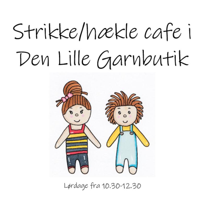 Hækle/strikke cafe