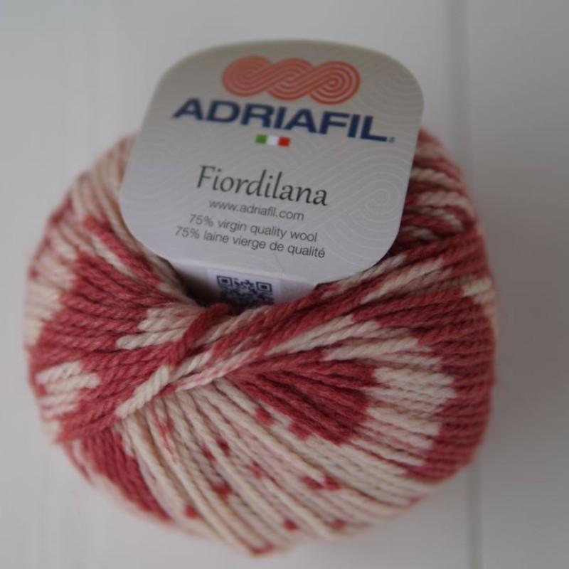 Rød - Fiordilana